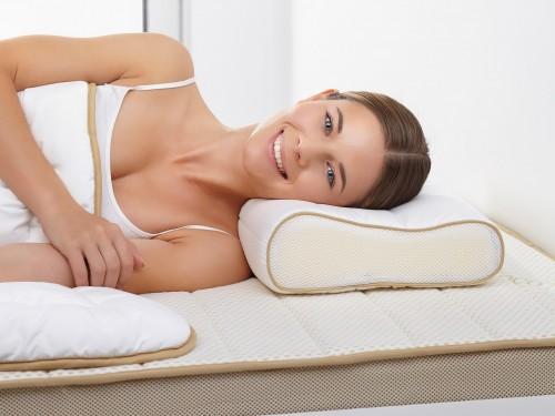Golden Dreams Dormeo anatomski jastuk 30x50