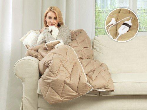 Warm And Cozy električno ćebe