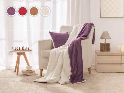 Warm Hug jastuk i prekrivač sa emotivnom porukom