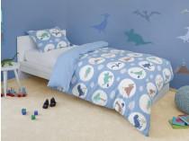 Dino pamučna posteljina za dečake