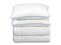 Set, 2 jastuka i pokrivač 200x200 cm Siena