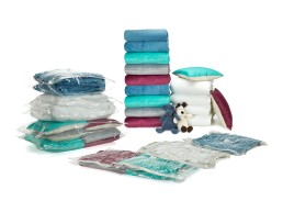 3D set vakumskih vreća za odlaganje