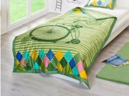 Verde prekrivač bicikl