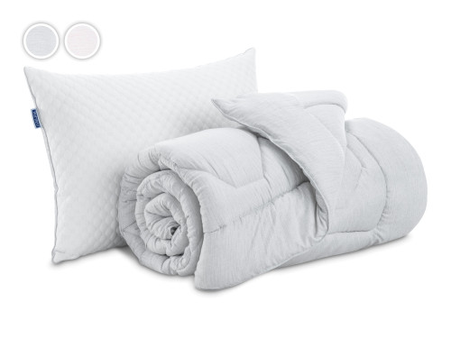 Sleep&Inspire set jastuk i pokrivač