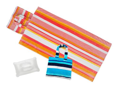 Set 3u1 torba/peškir/jastuk