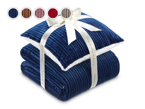 Warm Hug set ćebe i jastuk