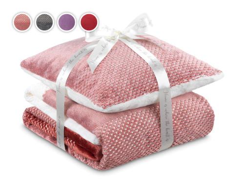 Warm Hug 2020 set ćebe i jastuk