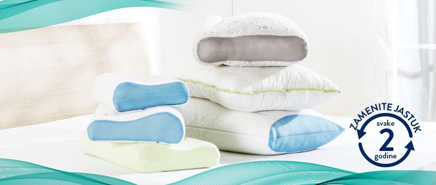 Dormeo jastuci uz neverovatne popuste