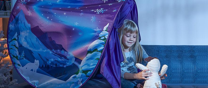Magični šator za decu
