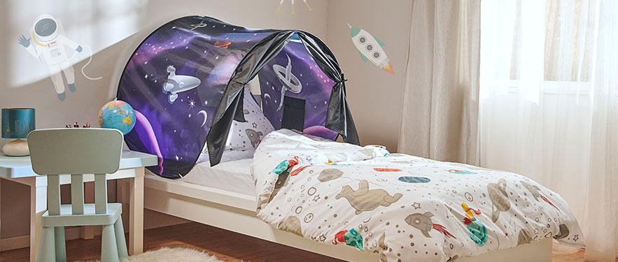 Čarobni šator za mališane