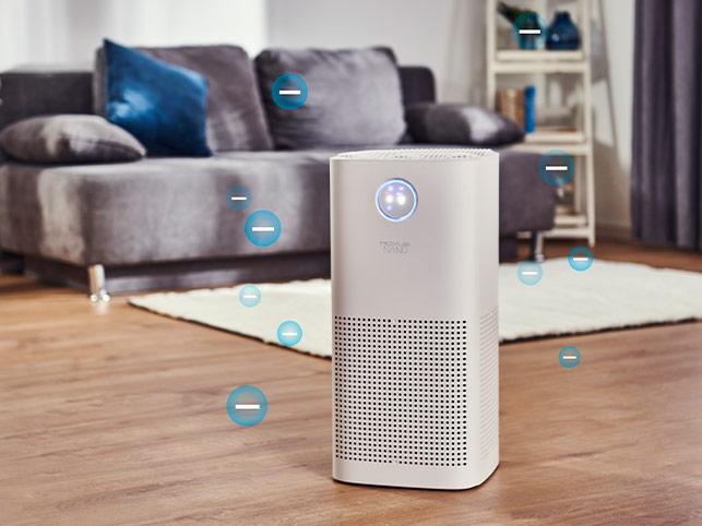Rovus Nano Air Purifier Filters