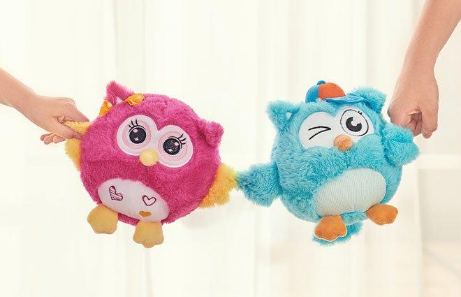 Dormeo Emotion Mini Owl Family