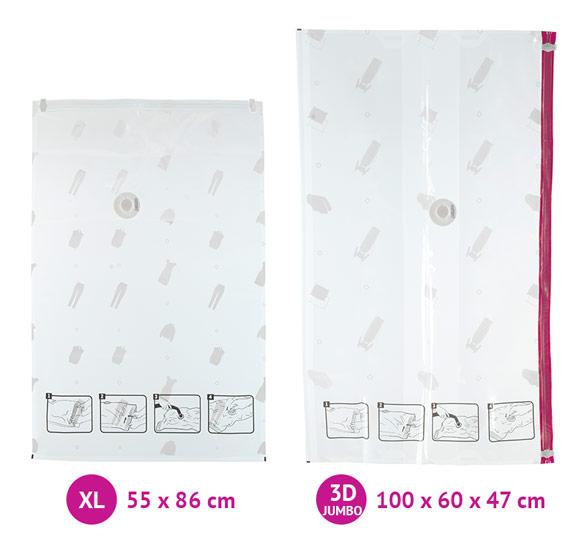 Dormeo Storage Bags XXL Set
